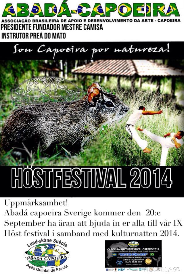 höstfestival 2014